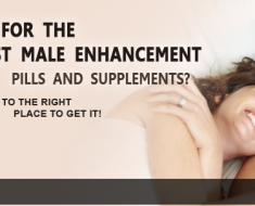 Male Enhancement Products