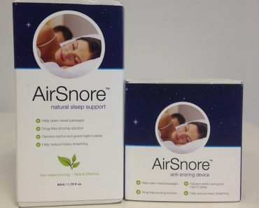 Airsnore Results – Does It Work?